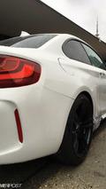 BMW M2 spy photo