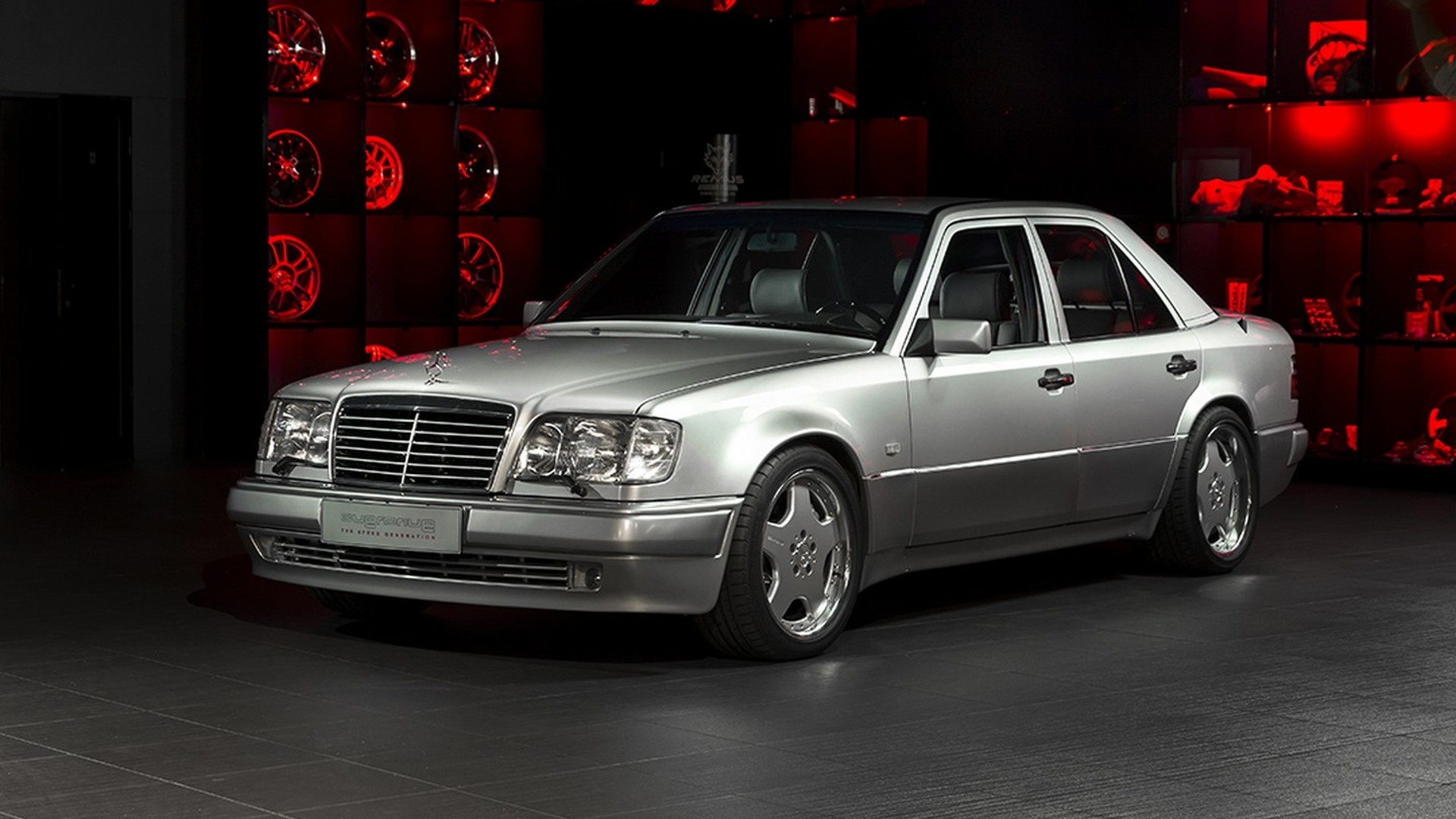 1993 mercedes e60 amg interior restored by overdrive for Mercedes benz e60 for sale