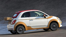 Fiat 500C facelift