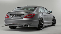 Lorinser styling kit for 2012 Mercedes-Benz CLS-Class, 1600, 19.07.2011