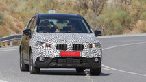 2016 Suzuki SX4 S-Cross spy photo