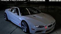 BMW M1 Prototype Artists Rendering