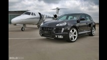 TechArt Porsche Cayenne SUV Aerodynamics I