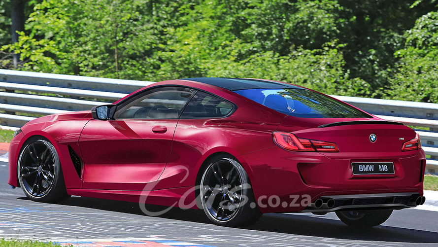Bmw 3 2018 >> BMW M8 Rendering Looks Sharp, Ready For Production