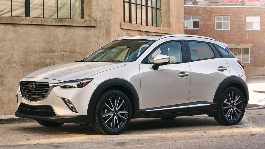 2018 Mazda CX-3 Gets Updated Chassis, Safety, And Technology