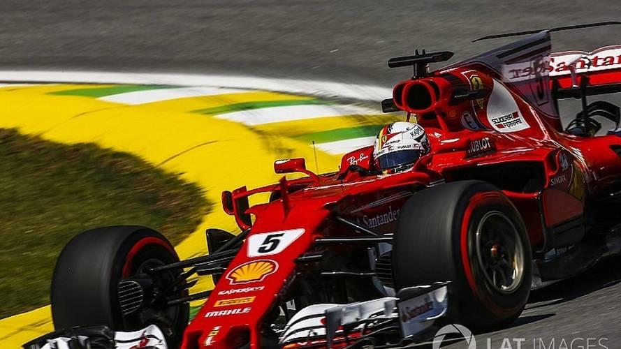 Formula 1 - Vettel supera Bottas e vence GP do Brasil; Massa é 7º