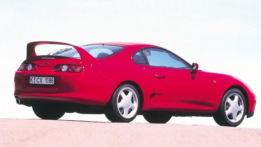 Las cuatro generaciones del Toyota Supra (más de 200 fotos)
