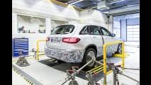 IAA 2017: Mercedes GLC F-Cell