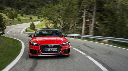 Audi reveals new Carbon Edition RS 4 Avant and RS 5 Coupe models