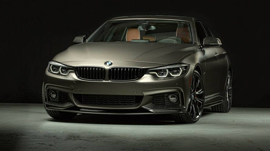 BMW 440i Gran Coupé M Performance