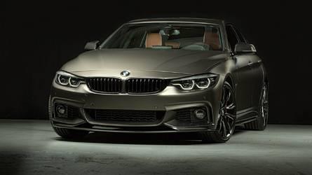 PHOTOS - Un modèle unique de la BMW 440i Gran Coupé au SEMA show