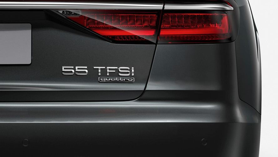 Audi Double-Digit Power Designations