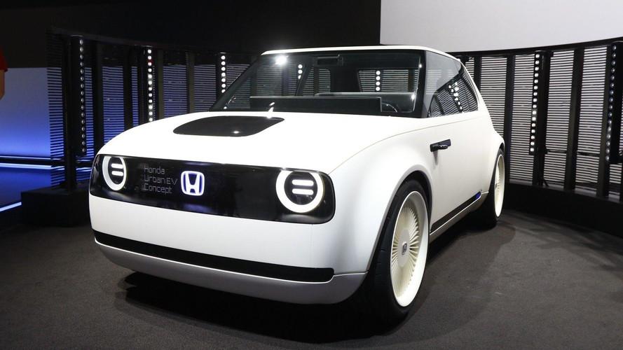 Honda'nın elektrikli araçları 15 dakikada şarj olacak