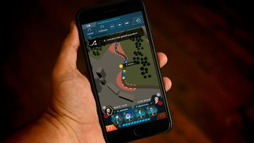 Manage Your Own Race Team With Motorsport Network's Gaming Division's 'Motorsport Master'