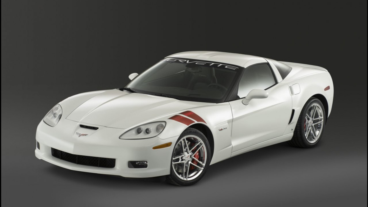Corvette Ron Fellows Edition