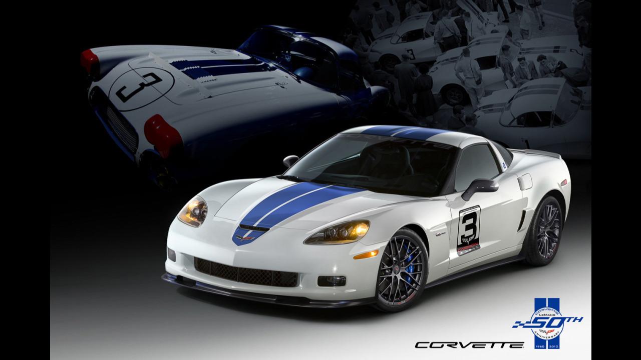 Corvette: 50 anni di Le Mans