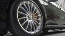 2018 Mercedes-AMG S65 carbon-ceramic brake