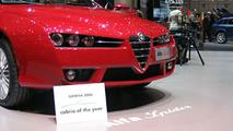 Alfa Romeo Spider Cabrio of the Year 2006