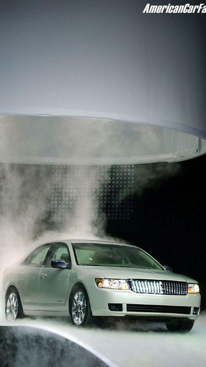 2006 Lincoln Zephyr