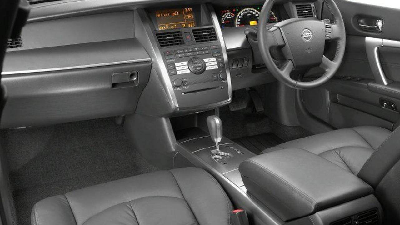 2006 Nissan Maxima Interior