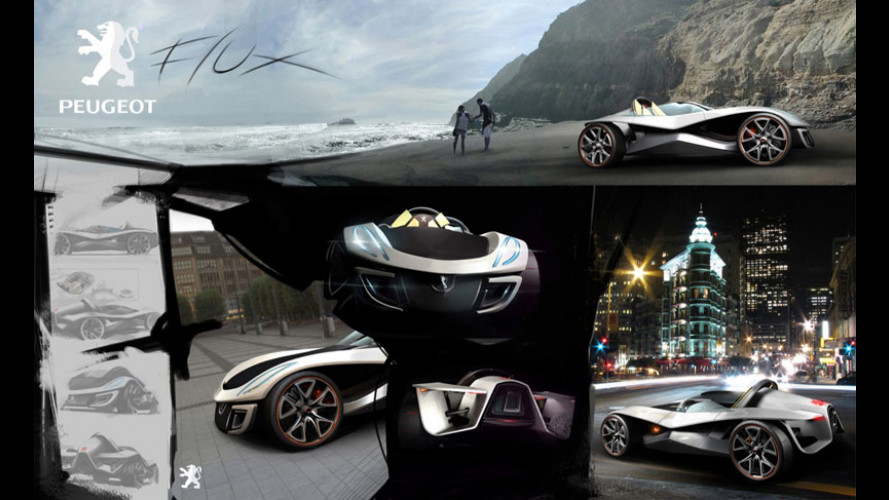 Ecco il vincitore del 4° Concours de Design Peugeot