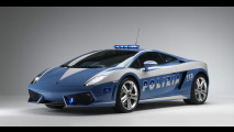 La nuova Lamborghini Gallardo LP 560-4 Polizia