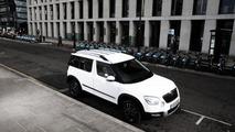 Skoda Yeti Urban limited edition 28.03.2012
