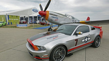 2012 Ford Mustang Red Tails Edition