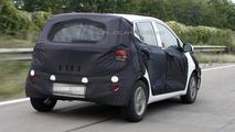 2014 Hyundai i10 spy photo 15.8.2012