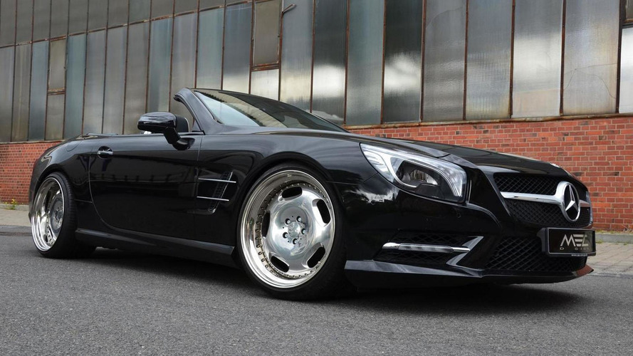 2013 Mercedes SL-Class by MEC Design