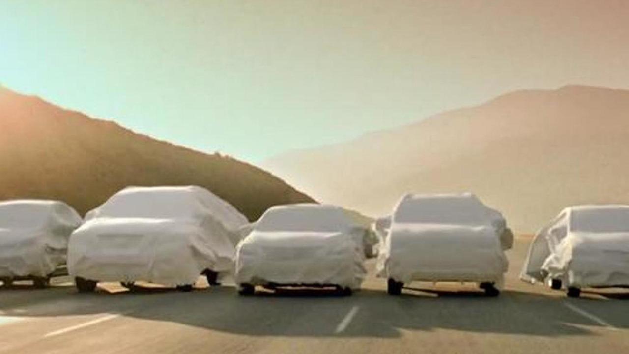 Nissan teaser commerical 09.4.2012