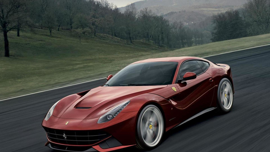 Ferrari F12 Berlinetta headed to Pebble Beach