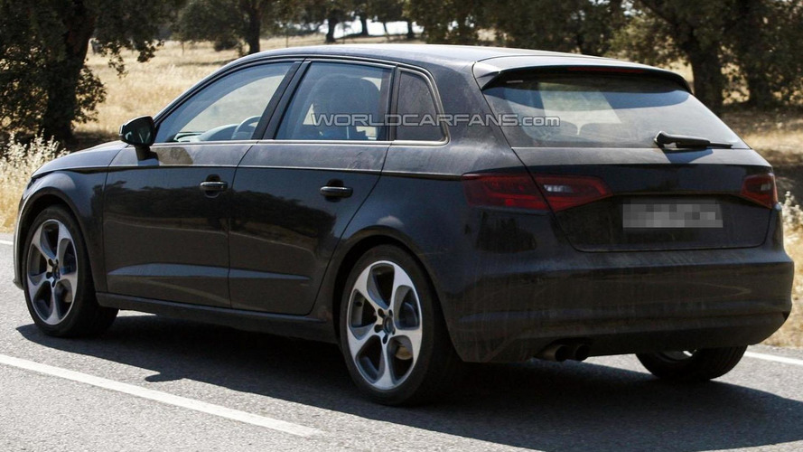 2013 Audi A3 Sportback coming to Paris - report