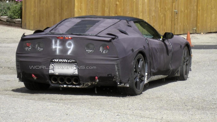 2013 Corvette 8-speed auto gearbox not ready yet - report