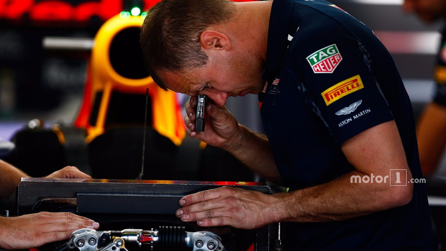 F1's high-tech suspension controversy analyzed