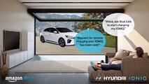 Amazon Alexa için Hyundai Blue Link uygulaması