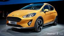 2017 Ford Fiesta canlı fotoğraflar