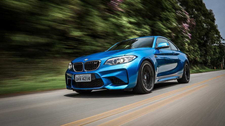 BMW M - Des sportives hybrides pour commencer
