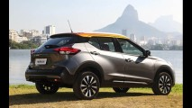 Agora é pra valer: veja as primeiras imagens oficiais do Nissan Kicks