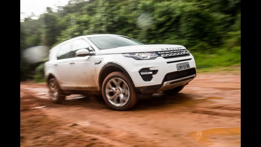 Vendas de importados recuam quase 50% em novembro; Discovery Sport lidera