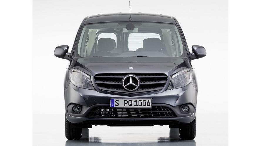 2017 - Mercedes Citan