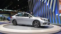 2018 Subaru Legacy: Chicago 2017