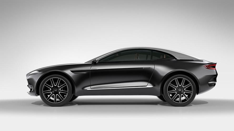 Le SUV d'Aston Martin aura un bloc hybride signé Mercedes-Benz