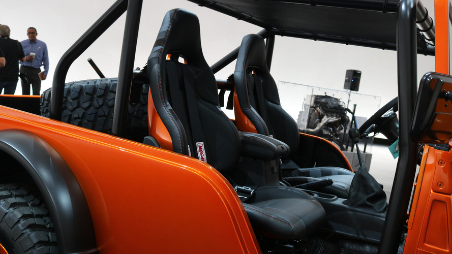 Jeep CJ66 concept