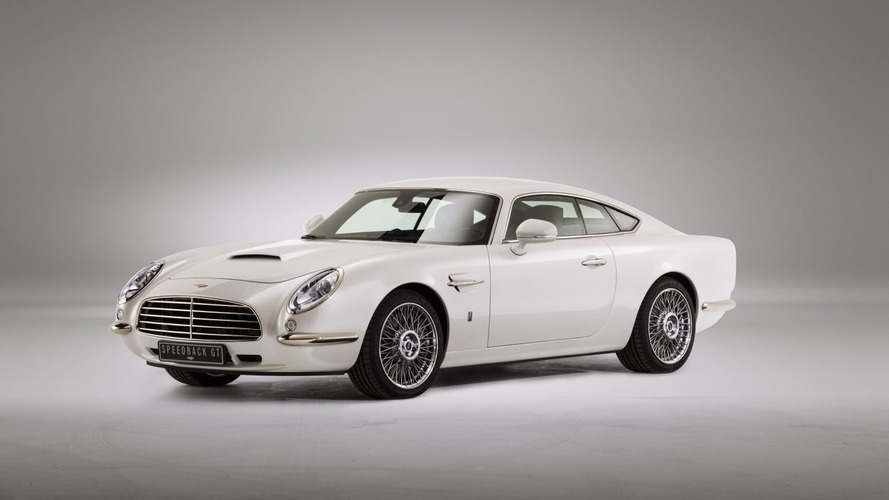 Retro-flavored 2017 Speedback GT to make Euro debut in Geneva