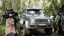 Mercedes in Jurassic World