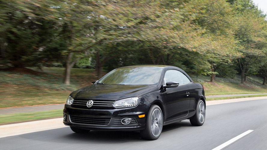 Volkswagen to finally kill the Eos in May or June