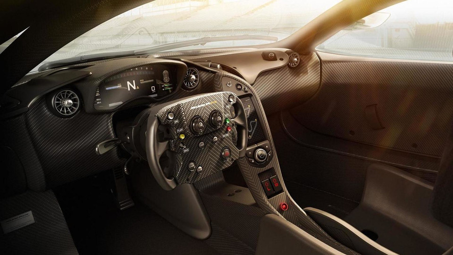 McLaren reveals the P1 GTR interior & amazing ownership experience [video]