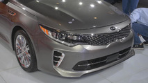 2016 Kia Optima live in New York