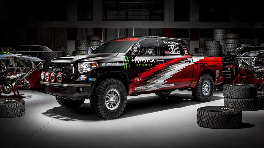 2015 Toyota Tundra TRD Pro to tackle the Baja 1000
